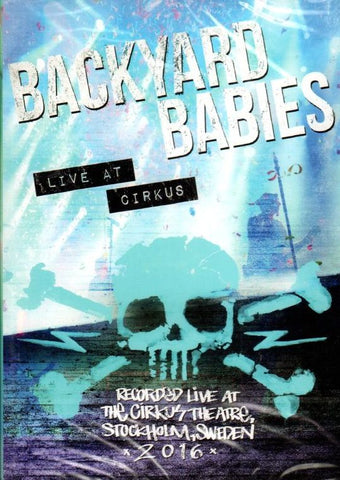 Live at Cirkus-Gain-DVD