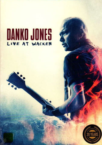 Live at Wacken-UDR-DVD
