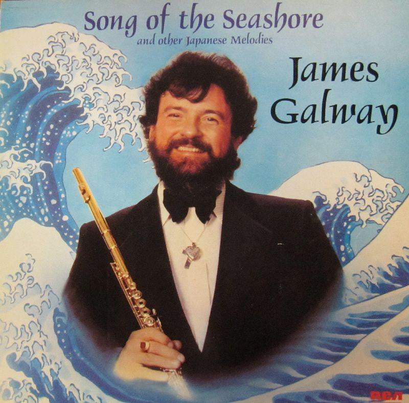 James Galway-Song of the Seashore-RCA-Vinyl LP