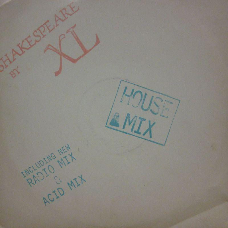 "Xl-Shakespeare-XL Recordings-12"" Vinyl"