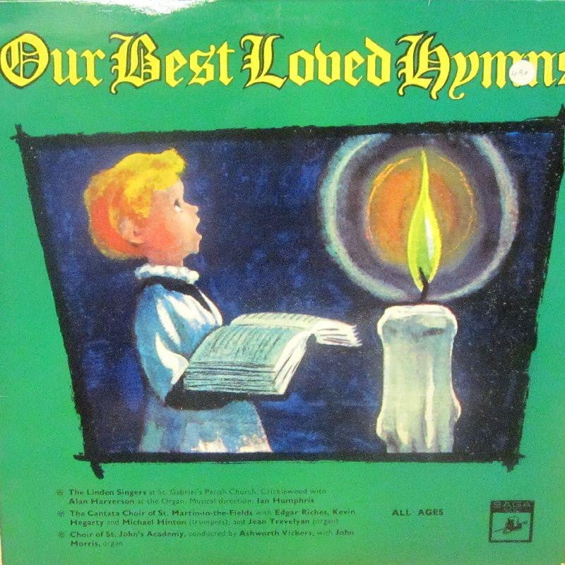 The Linden Singers-Our Best Loved Hymns-Saga Records/SOC-Vinyl LP