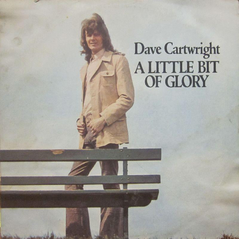 Dave Cartwright-A Little Bit Of Glory-Transatlantic-Vinyl LP