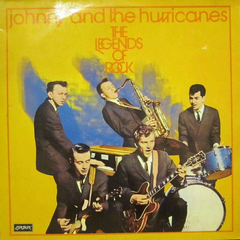 "Johnny And The Hurricanes-The Legends Of Rock-London-2x12"" Vinyl LP Gatefold"