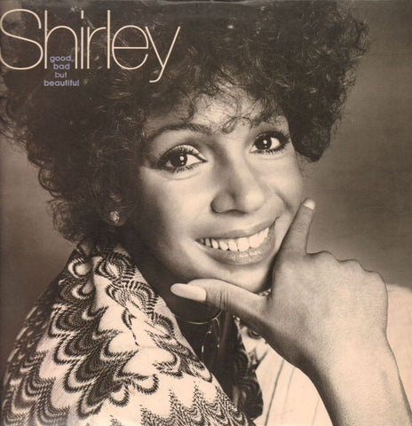 Shirley Bassey-Good Bad But Beautiful-United Artist-Vinyl LP