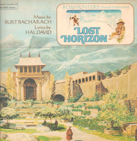 Burt Bacharach-Lost Horizon OST-Bell-Vinyl LP