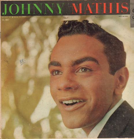 Johnny Mathis-Johnny Mathis-Columbia-Vinyl LP