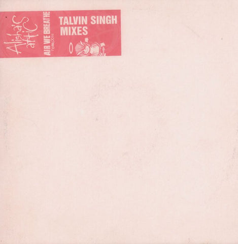 "Air We Breathe (Talvin Singh Mixes)-Mercury-10"" Vinyl"