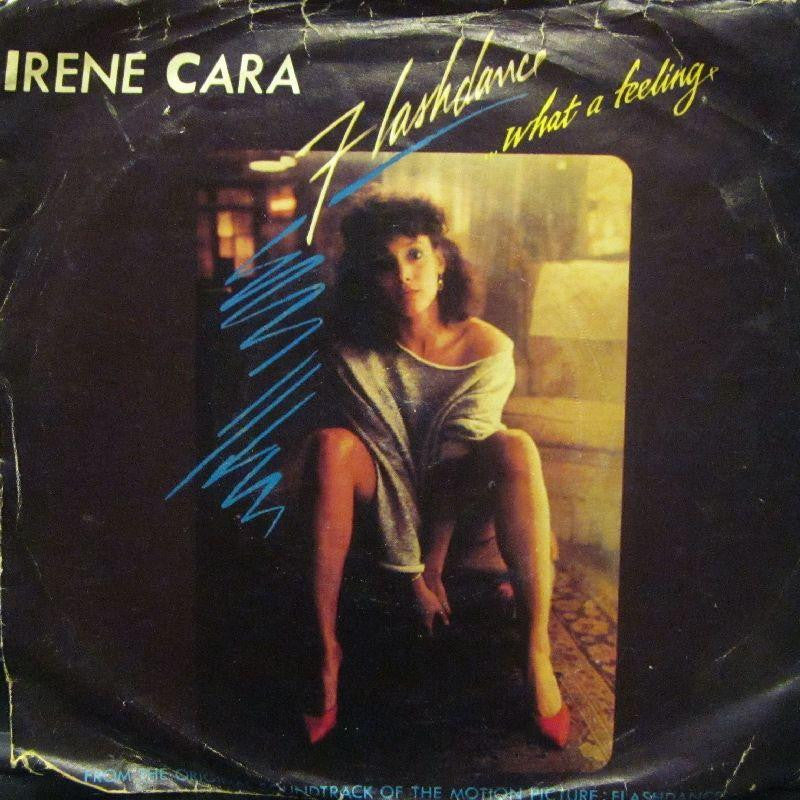 "Irene Cara-Flashdance.. What A Feeling-Casablanca-7"" Vinyl P/S"