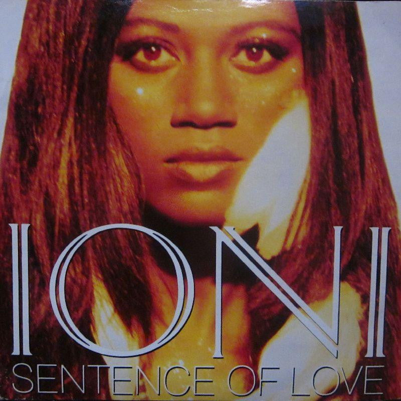 "Ioni-Sentence To Love-A & M-7"" Vinyl P/S"