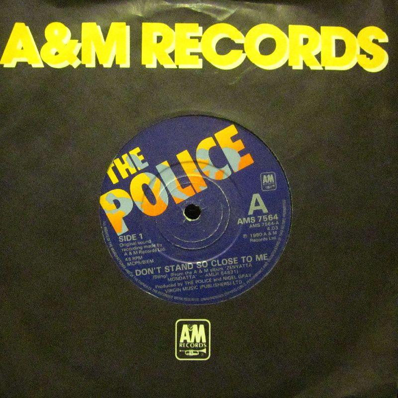 "The Police-Don't Stand So Close To Me-A & M-7"" Vinyl"