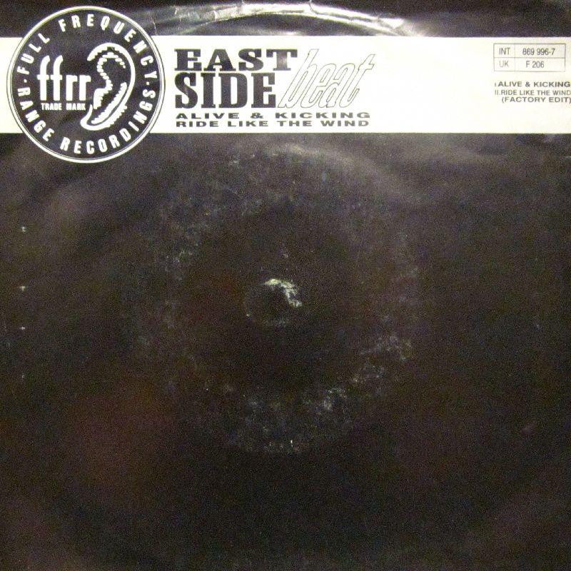 "Eastside Beat-Alive & Kicking-ffrr-7"" Vinyl"