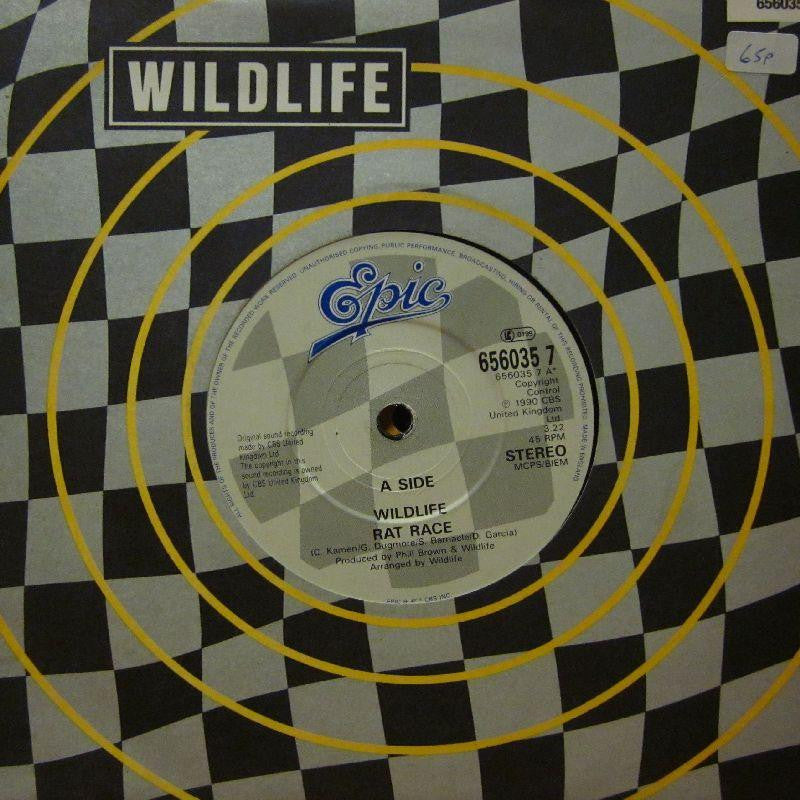 "Wildlife-Rat Race-Epic-7"" Vinyl"