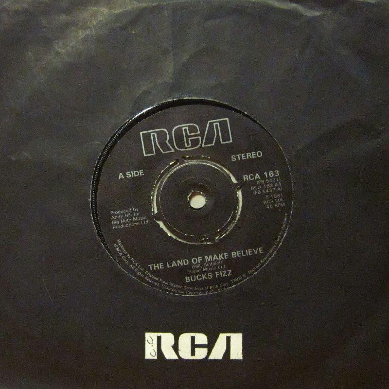 "Bucks Fizz-The Land Of Make Believe-RCA-7"" Vinyl"