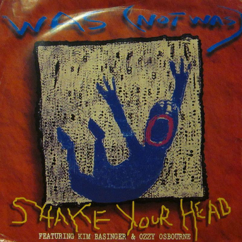 "Was Not Was-Shake Your Head-Fontana-7"" Vinyl P/S"