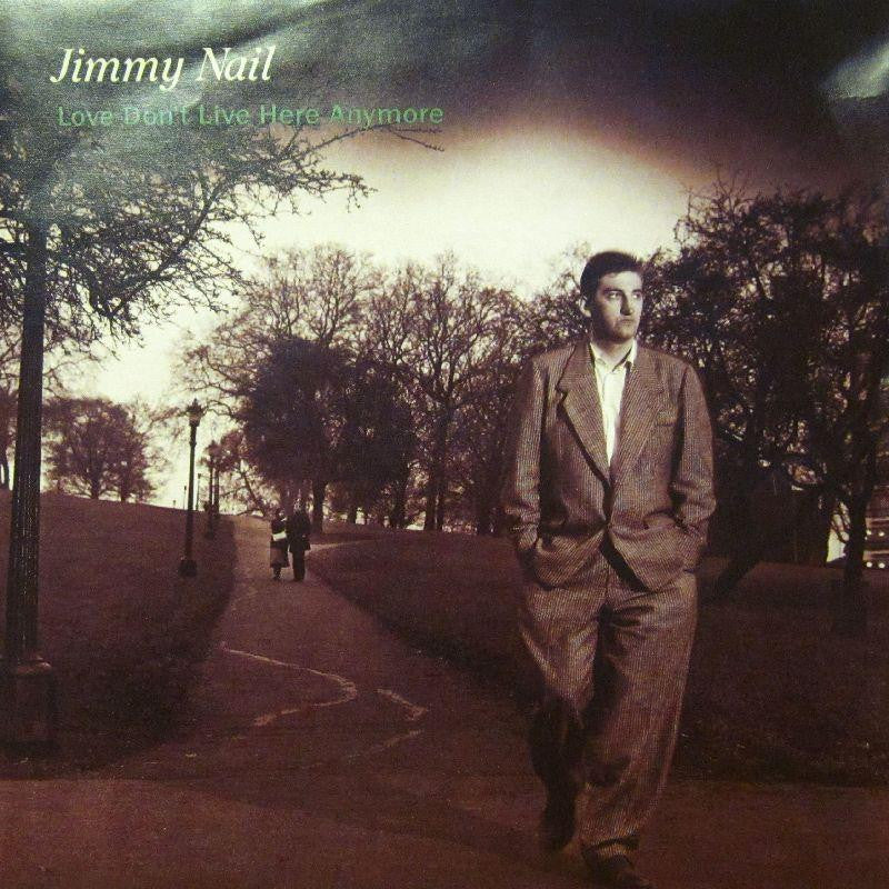 "Jimmy Nail-Love Don't Live Here Anymore-Virgin-7"" Vinyl P/S"