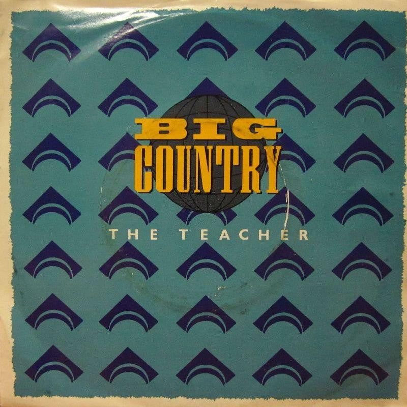 "Big Country-The Teacher-Mercury-7"" Vinyl P/S"