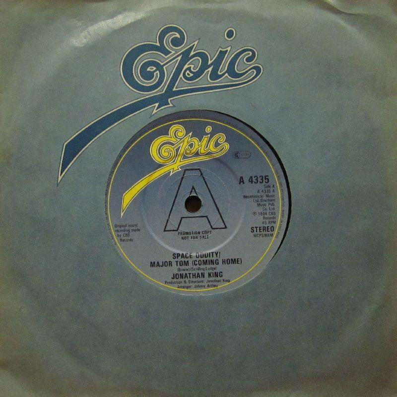 "Jonathan King-Space Oddity/Major Tom-Epic-7"" Vinyl"