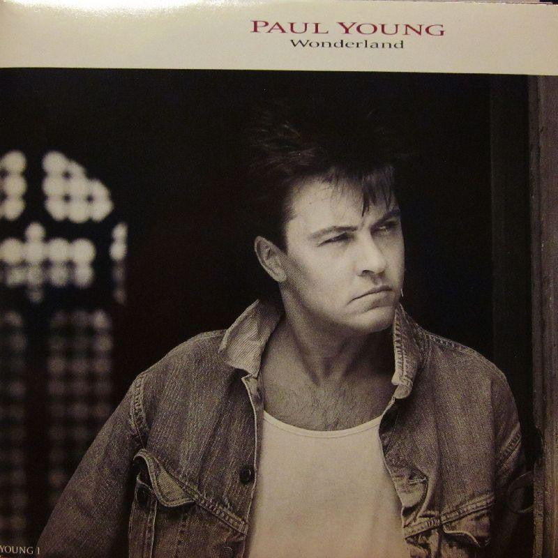 "Paul Young-Wonderland-CBS-7"" Vinyl P/S"