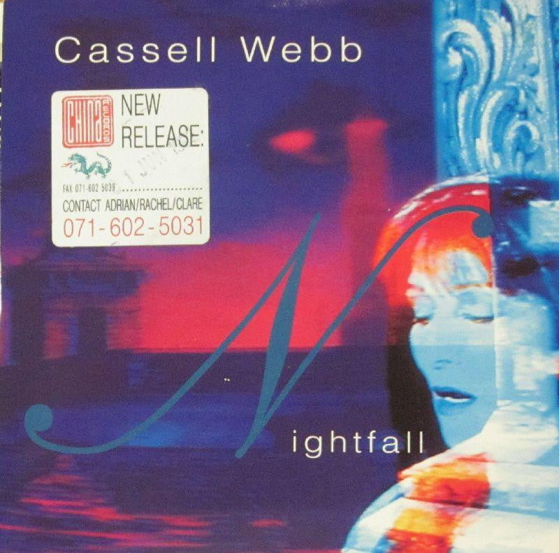 "Cassell Webb-Nightfall-China Records-7"" Vinyl"