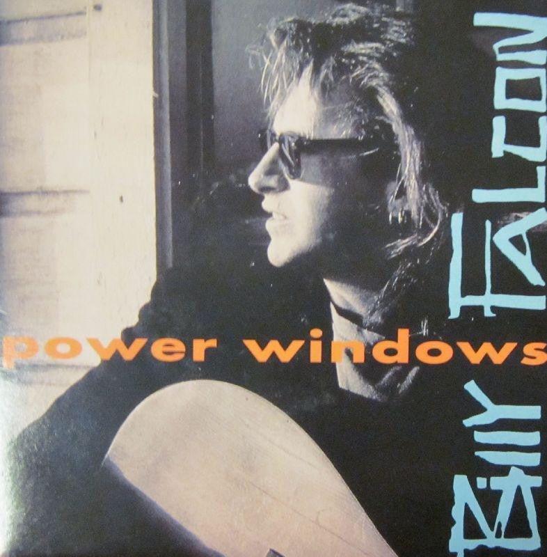 "Billy Falcon-Power Windows-Polygram-7"" Vinyl"