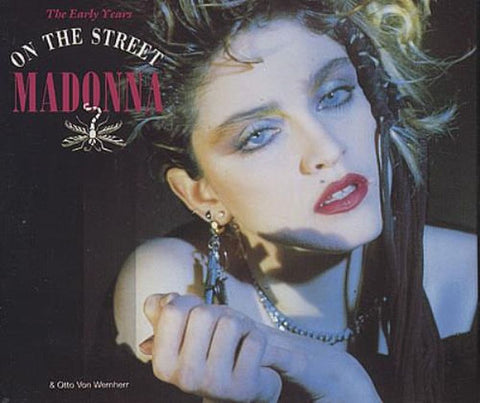 Madonna-On The Street-Receiver-CD Single