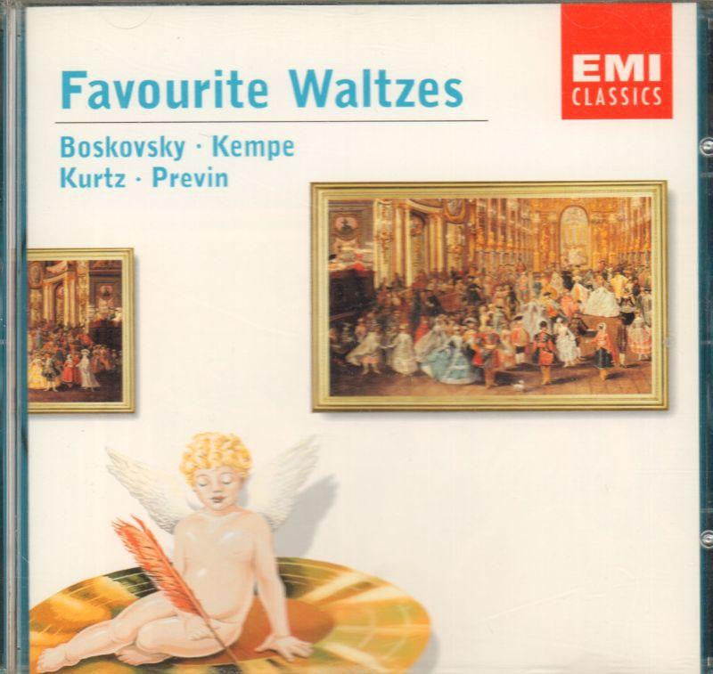 London Symphony Orchestra-Favourite Waltzes-CD Album