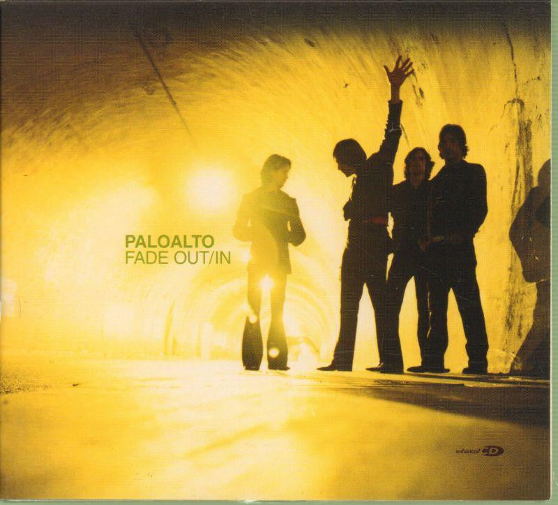 Paloalto-Fade Out/In-CD Album