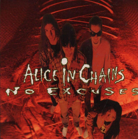 Alice In Chains-No Excuses-Columbia-CD Single