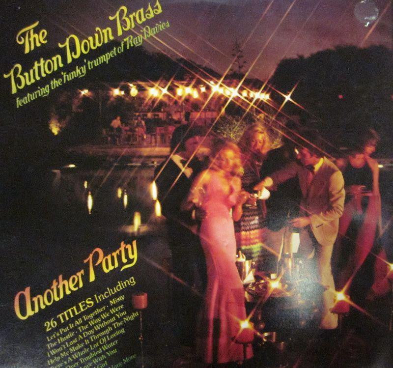 The Button Down Brass-Another Party-DJM-Vinyl LP