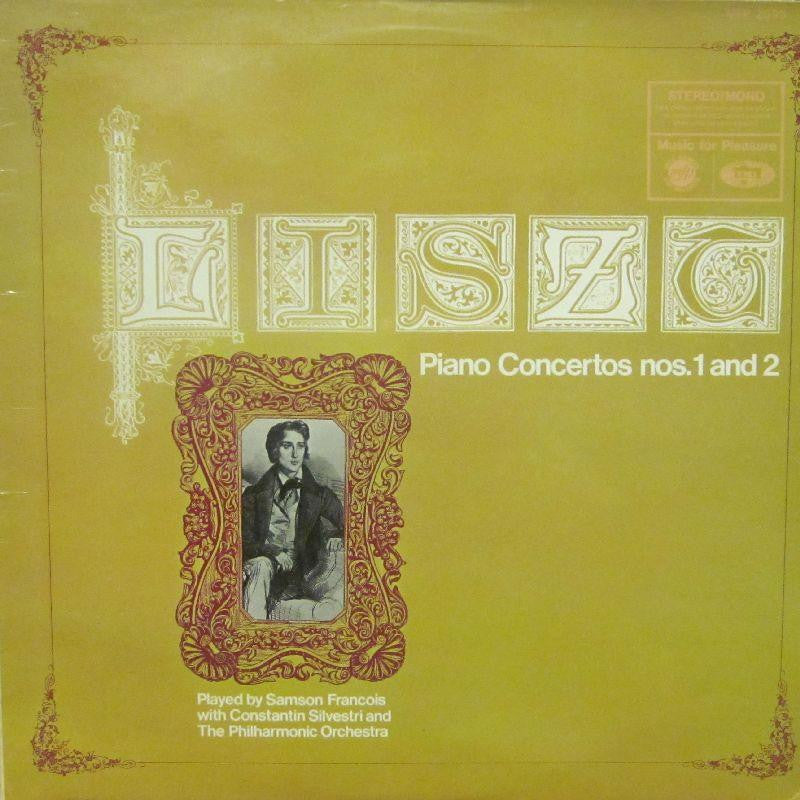 Liszt-Piano Concertos No.1 & 2-Music For Pleasure-Vinyl LP
