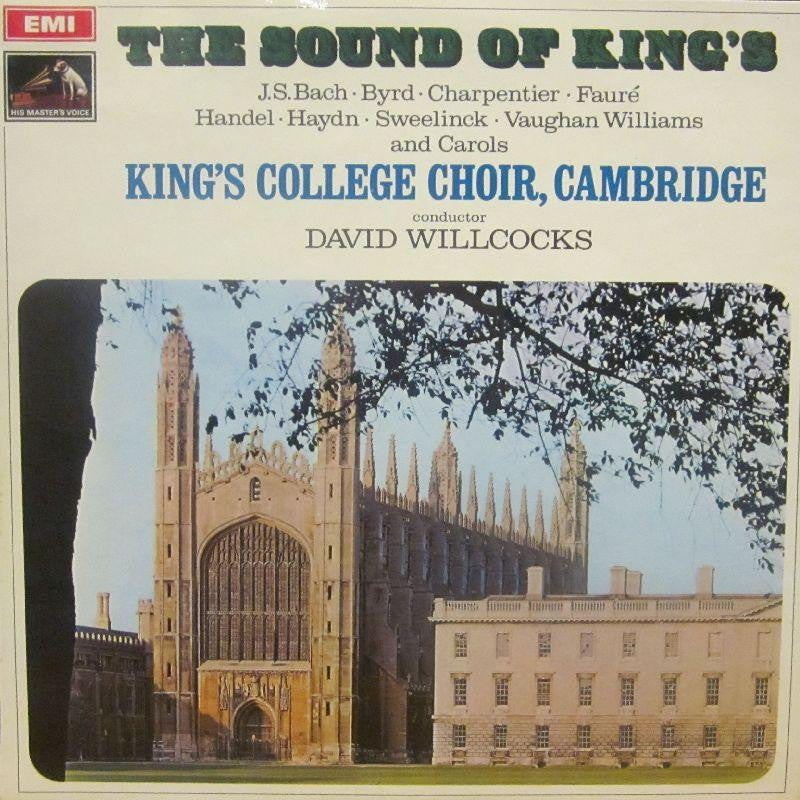 The Choir of Kings College Cambridge-The Sound Of Kings-HMV-Vinyl LP