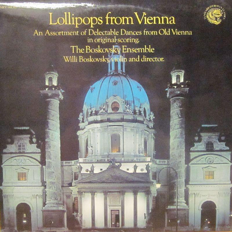 The Boskovsky Ensemble-Lollipops From Vienna-Vanguard-Vinyl LP
