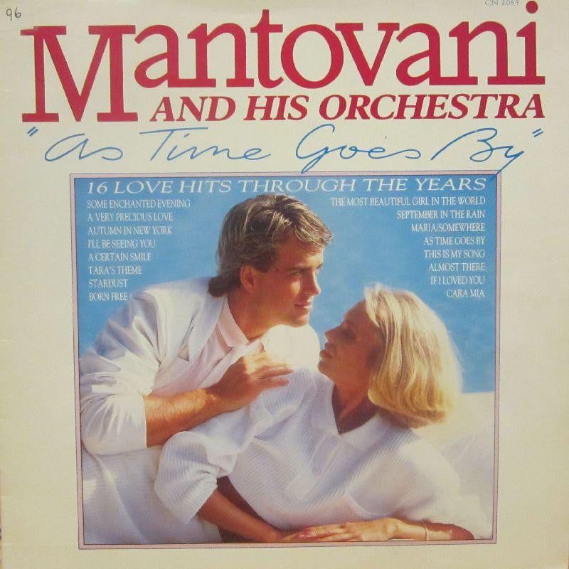 Mantovani & His Orchestra-As Time Goes By-Pickwick-Vinyl LP