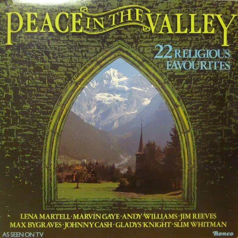Various 70's Pop-Peace In The Valley-Ronco-Vinyl LP
