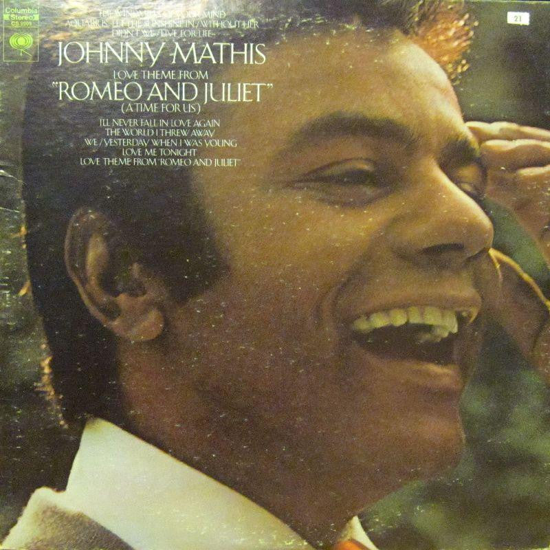 Johnny Mathis-Love Theme From Romeo And Juliet-Columbia-Vinyl LP