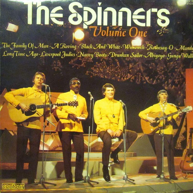 The Spinners-The Spinners Volume One-Pickwick-Vinyl LP