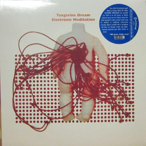 Tangerine Dream-Electronic Meditation-Earmark-Vinyl LP Gatefold