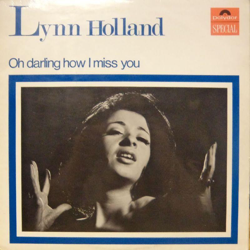 Lynn Holland-Oh Darling, How I Miss You-Polydor-Vinyl LP