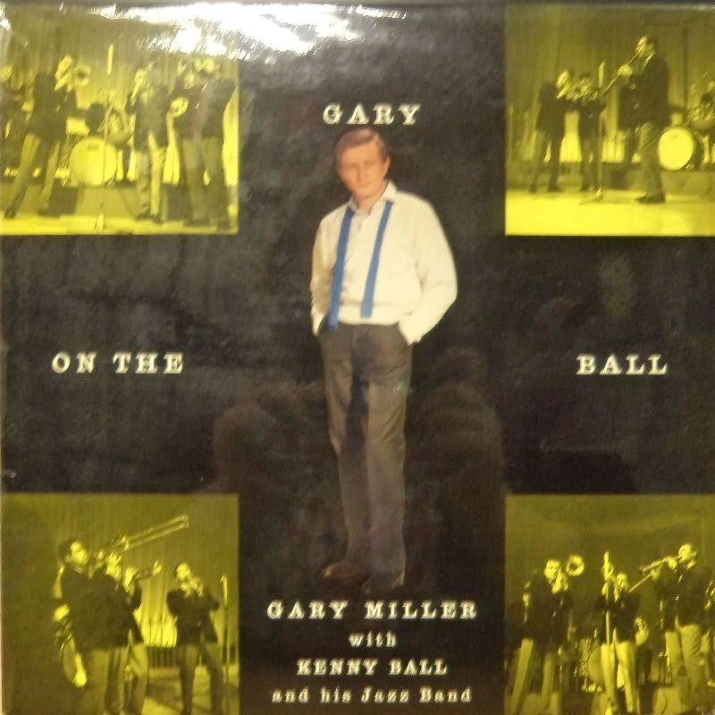 Gary Miller & Kenny Ball-On The Ball-Pye-Vinyl LP