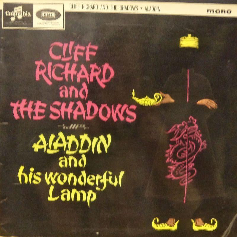 Cliff Richard & The Shadows-Aladdin And His Wonderful Lamp-Columbia-Vinyl LP Gatefold