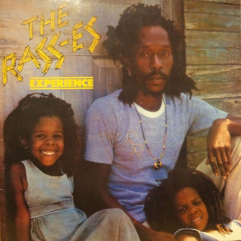 The Rass-Es-Experience-Get Back-Vinyl LP Gatefold