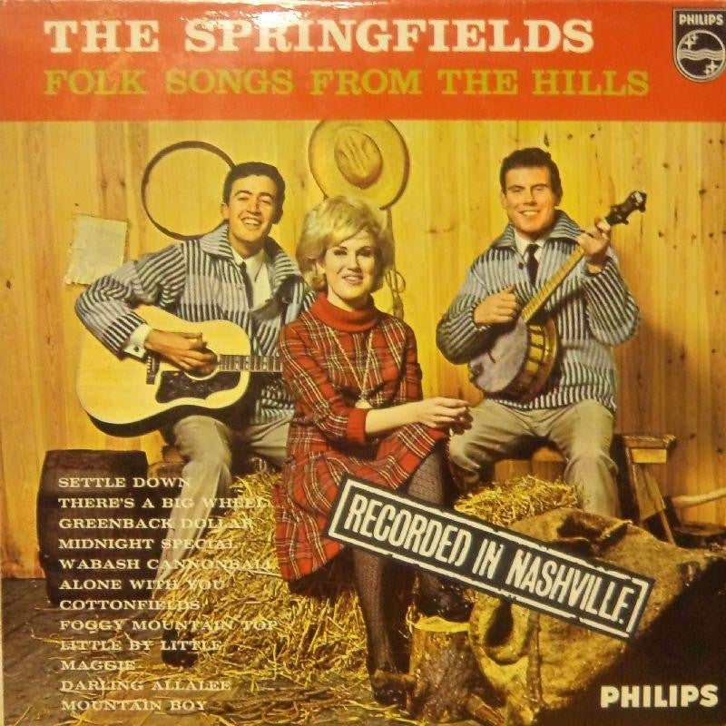 The Springfields-Folk SOngs From The Hills-Philips-Vinyl LP