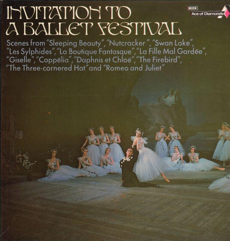 "Tchaikovsky-Invitation To A Ballet Festival-Decca-3x12"" Vinyl LP Box Set"
