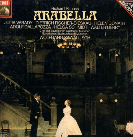 "Strauss-Arabella Sawallisch-Oreeo-2x12"" Vinyl LP Box Set"