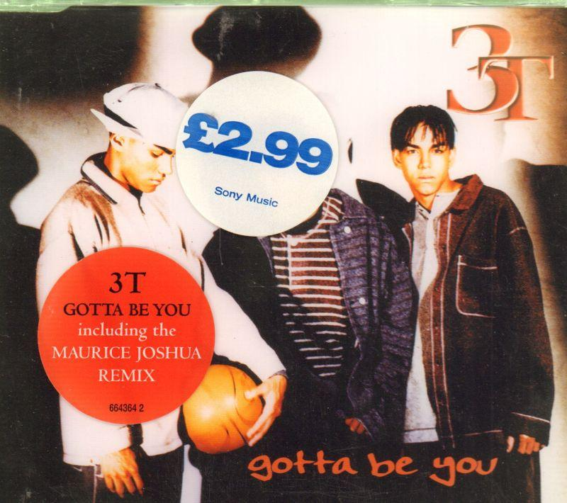 Gotta Be You CD1-CD Single