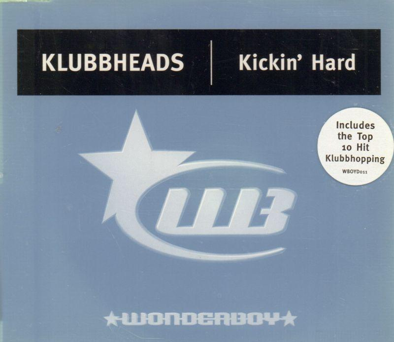 Kickin' Hard-CD Single