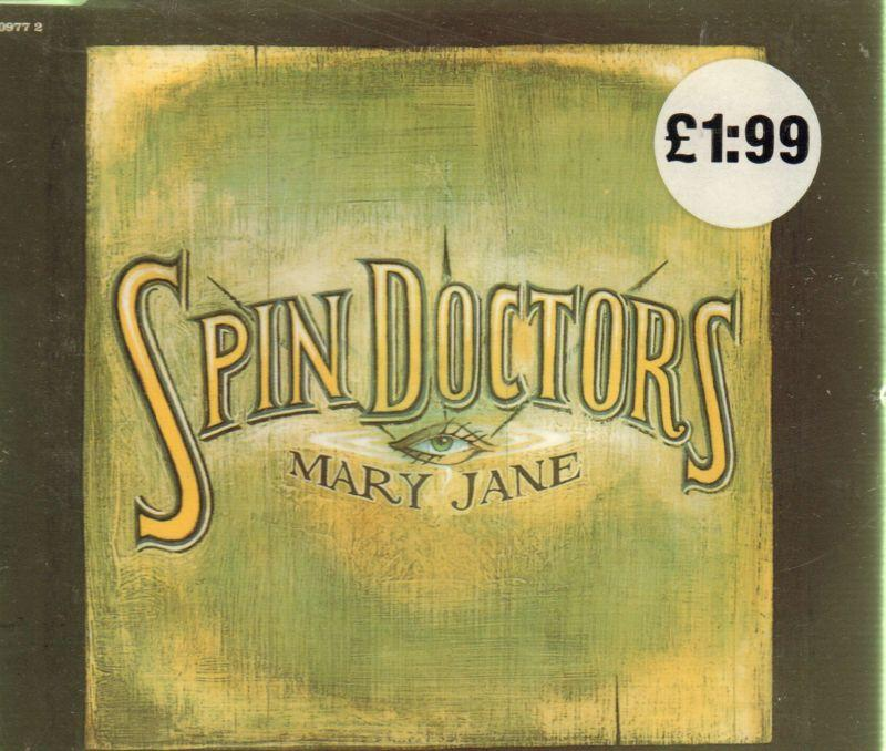 Mary Jane-CD Single