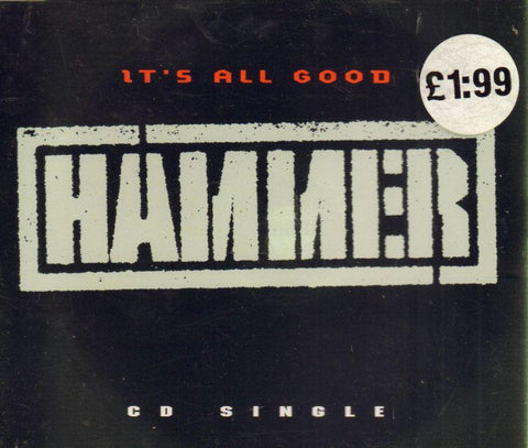 Its All Good-CD Single