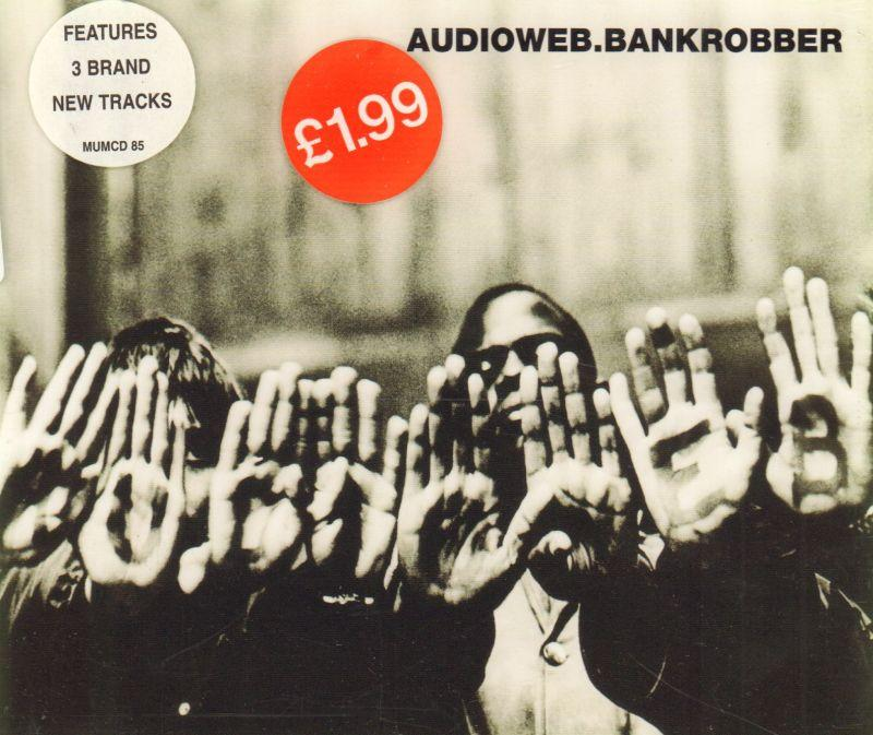 Bankrobber-CD Single