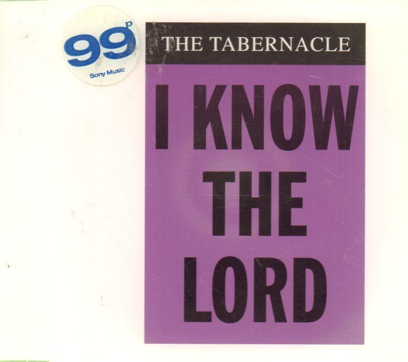 I KNOW THE LORD CD UK GOOD GROOVE 1995-CD Single